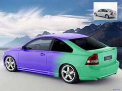 Volvo S40 Coupe (74 kB)